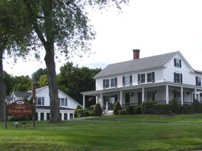 Holt Woodbury Funeral Home Henniker NH